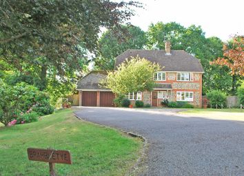 Thumbnail 5 bed detached house for sale in Winterpit Lane, Mannings Heath