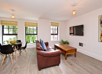 Thumbnail 1 bed flat to rent in Haymarket House, Wolverton Gardens, London