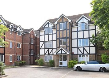 Thumbnail 2 bed flat for sale in Lulworth Crescent, Mitcham, Surrey