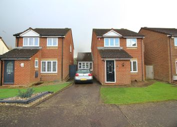 Thumbnail 3 bed detached house for sale in Thomas Rochford Way, Cheshunt, Waltham Cross