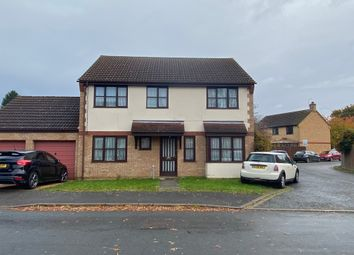Thumbnail 4 bed detached house to rent in Hopkins Close, Cambridge