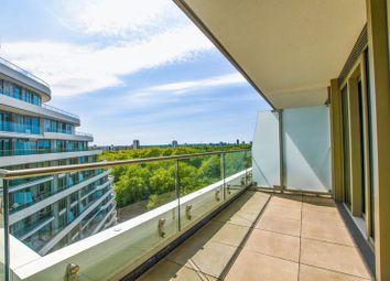 Thumbnail 1 bed flat to rent in Cascade Court, Vista, Chelsea Bridge