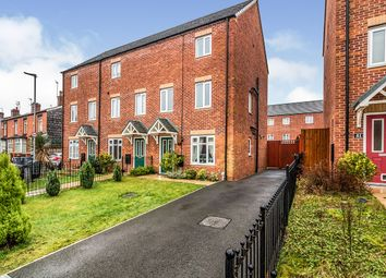 Thumbnail 3 bed end terrace house for sale in Lawson Street, Manchester, Greater Manchester