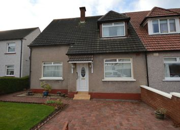 Thumbnail 3 bed semi-detached house for sale in 5 Banks Road, Kirkintilloch