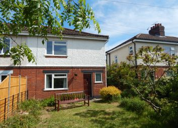Thumbnail 3 bed semi-detached house to rent in Bellville Crescent, Norwich