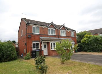 Thumbnail 3 bed semi-detached house to rent in Ratcliff Way, Tipton