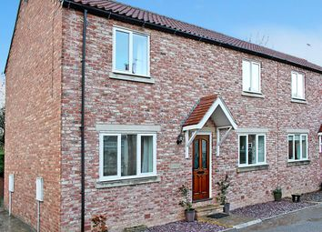 Thumbnail 3 bed semi-detached house to rent in Main Street, Bishop Monkton, Harrogate