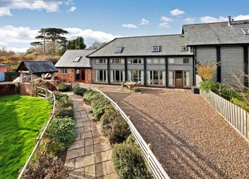Thumbnail 3 bed barn conversion for sale in Shillingford St. George, Exeter