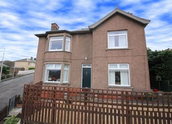 Thumbnail 2 bed flat for sale in Leaburn Drive, Hawick, Hawick