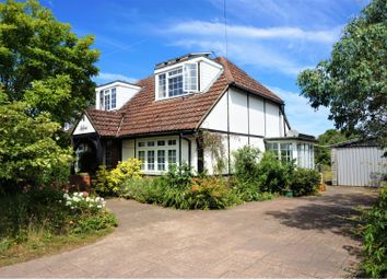 Thumbnail 5 bed detached house for sale in Manor Road, Send Marsh, Ripley, Woking
