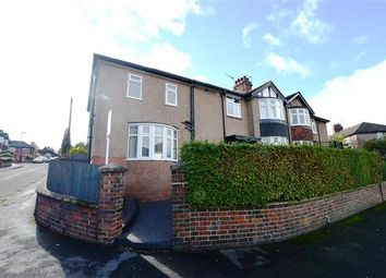 Thumbnail Semi-detached house for sale in The Avenue, Basford (Newcastle), Newcastle-Under-Lyme