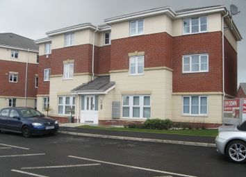 Thumbnail 2 bed flat to rent in Foundry Lane, Widnes