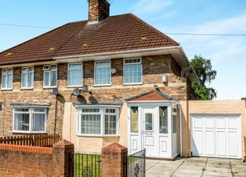 Thumbnail 3 bedroom semi-detached house for sale in Stockbridge Lane, Huyton, Liverpool