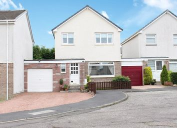 Thumbnail 3 bedroom link-detached house for sale in Braemar Grove, Dunblane