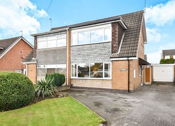 Thumbnail 3 bed semi-detached house for sale in Woodland Way, Eastwood, Nottingham
