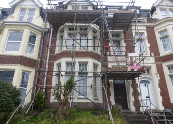 Thumbnail 8 bed terraced house for sale in Lipson Road, Lipson, Plymouth