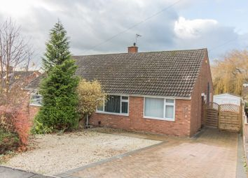 Thumbnail 2 bed semi-detached bungalow for sale in Gilbert Avenue, Rugby