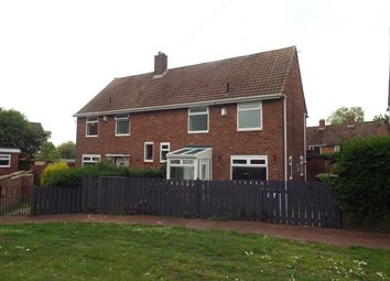 Thumbnail 4 bed semi-detached house to rent in Mornington Avenue, Newcastle Upon Tyne