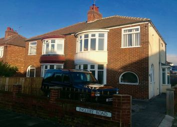 Thumbnail 3 bed semi-detached house for sale in Bilsdale Road, Longlands, Middlesbrough