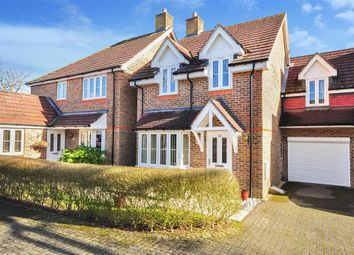 Thumbnail 3 bed link-detached house for sale in Hambledon Road, Denmead, Waterlooville, Hampshire