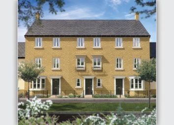 "Thumbnail 3 bed town house for sale in ""The Wheatley"" at Whitelands Way, Bicester"