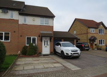 Thumbnail 2 bed end terrace house for sale in Heol Draenen Wen, Culverhouse Cross, Cardiff