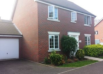 Thumbnail 4 bed detached house to rent in Acorn Way, Red Lodge