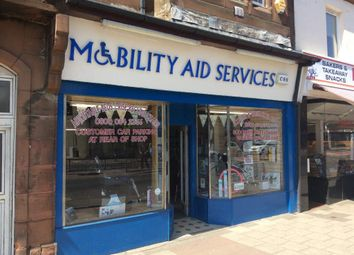 Thumbnail Retail premises for sale in Main Street, Ayr