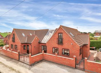 Thumbnail 5 bed detached house for sale in Cropwell Butler Road, Cropwell Bishop, Nottingham