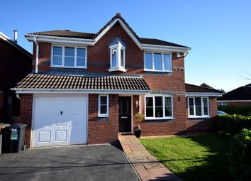 Thumbnail 4 bed detached house for sale in Ellergreen Road, Hindley Green