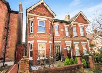 Thumbnail 3 bed semi-detached house to rent in Kingston Road, Poole