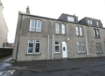 Thumbnail 2 bed maisonette for sale in Station Road, Windygates, Leven