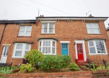 Thumbnail 2 bed terraced house for sale in Stevenage Road, Hitchin