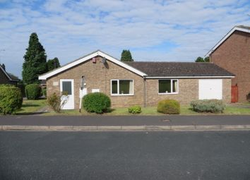 Thumbnail 3 bed detached bungalow to rent in York Road, Brigg
