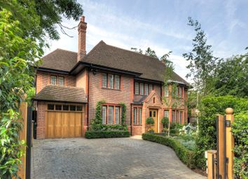 Thumbnail Detached house for sale in Hampstead Way, London