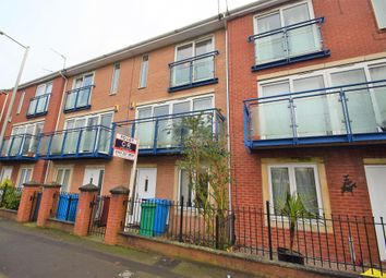 Thumbnail 4 bed terraced house to rent in The Sanctuary, Hulme., Manchester