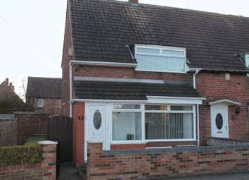 Thumbnail 2 bedroom semi-detached house to rent in Campbell Road, Hylton Castle, Sunderland