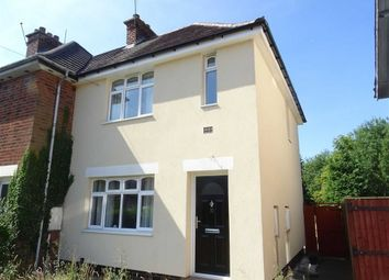 Thumbnail 2 bed semi-detached house to rent in William Iliffe Street, Hinckley