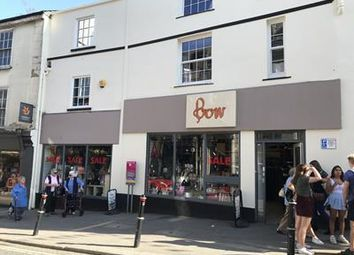 Thumbnail Retail premises to let in 7, Killigrew Street, Falmouth, Cornwall