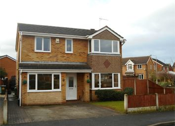 Thumbnail 4 bed detached house for sale in Nightingale Grove, Gateford, Worksop, Nottinghamshire
