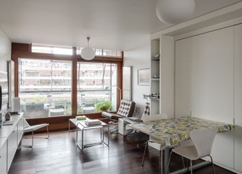 Thumbnail Studio for sale in Frobisher Crescent, Barbican, London