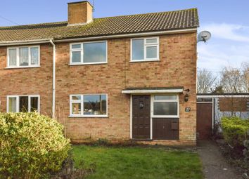 Thumbnail 2 bedroom semi-detached house for sale in Williams Close, Hanslope, Milton Keynes