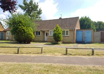 Thumbnail 2 bed bungalow for sale in Milestone Road, Hitchin, Hertfordshire