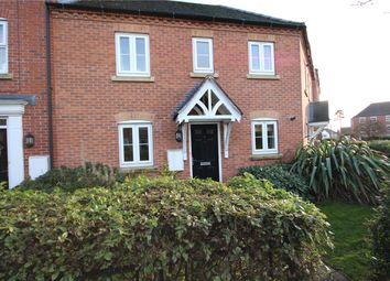 Thumbnail 2 bedroom flat for sale in Arran Close, Greylees, Sleaford, Lincolnshire