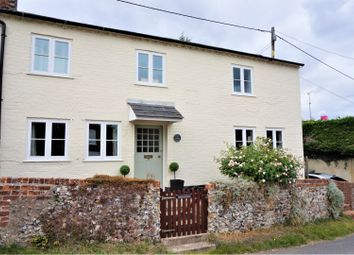 Thumbnail 2 bed semi-detached house for sale in Newtown, Hungerford