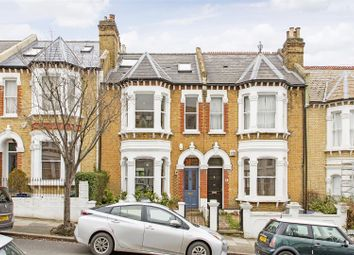 Thumbnail 4 bed terraced house for sale in Rostrevor Road, London