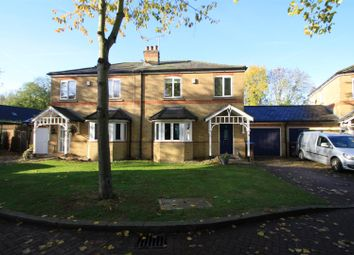 Thumbnail 3 bedroom semi-detached house for sale in Heron Mead, Enfield