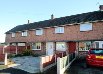 Thumbnail 3 bed end terrace house to rent in Rushton Road, Shrewsbury