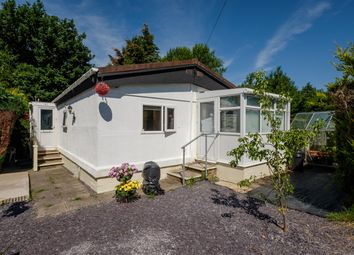 Thumbnail 2 bed mobile/park home for sale in 61 Sunny Haven, Howey, Llandrindod Wells