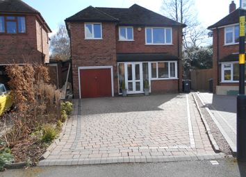 Thumbnail 4 bed detached house to rent in Bedford Drive, Sutton Coldfield